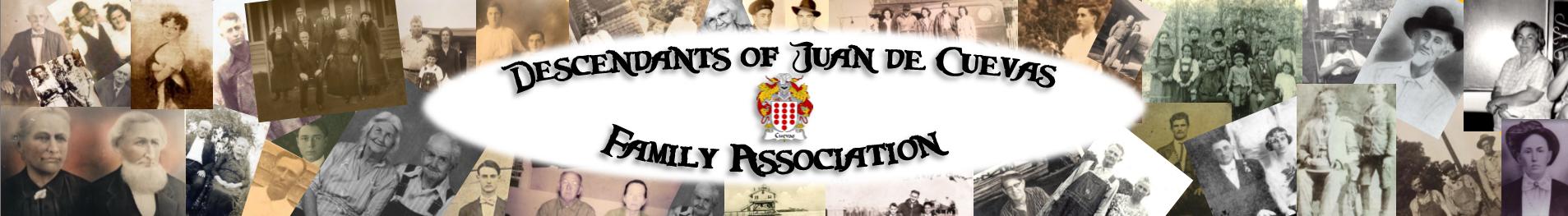 Descendants of Juan de Cuevas Family Association